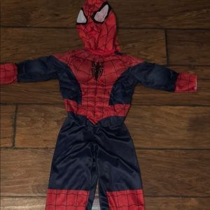 Spider-Man kids 2T toddlers costume outfit